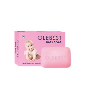 Olebest Baby Soap- The best baby care product by Ethicare Remedies