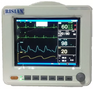 RISIAN PATIENT MONITOR 8""