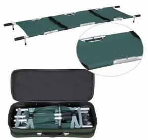 RISIAN Aluminum Alloy Foldable Stretcher ( 4 Fold)
