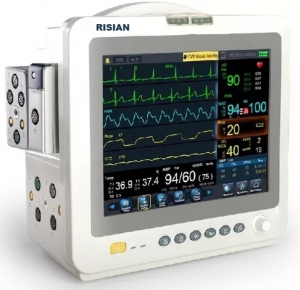 RISIAN Modular Patient Monitor 12""