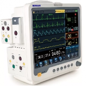RISIAN Modular Patient Monitor 15""