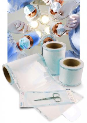 Sterilisation Rolls and Pouches | Medcare Health Products Industry and Trade Inc.