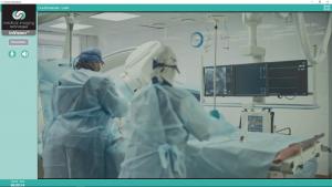 broadcast medical procedures