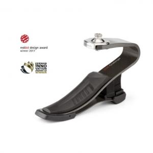 The Challenger - Prosthetic sport foot with broad range of functions | Ottobock Export