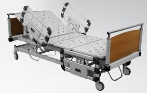 Electrically Operated 3 Function High End Hospital / ICU Cot