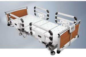 Electrically Operated 5 Function High End Hospital / ICU Cots