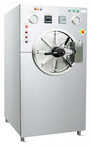 Semi Automatic Steam Sterilizer