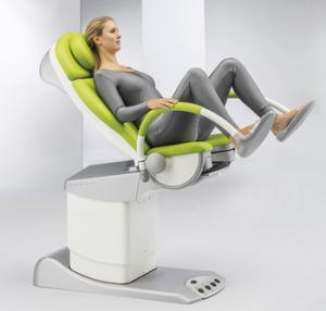 Schmitz u. Söhne: medi-matic® 115 - Examination and treatment chair for gynaecology
