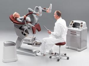 Schmitz u. Söhne:arco - the proctology examination chair