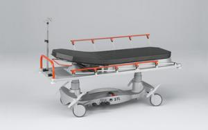 Schmitz u. S�hne:�STL 285 - the Patient Stretcher for use inside hospitals
