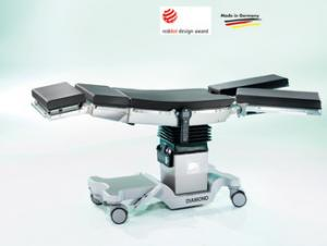 Schmitz u. Söhne: DIAMOND Operating table - A class of its own