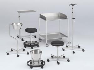 Schmitz u. Söhne: Furniture for OR-theatres and outpatient departments