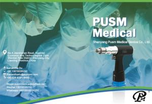 Orthopedic Medical Equipment Electric Cannulate Bone Drill