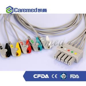 Siemens One piece 5 leads ECG cable