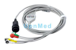 Saadat /Sierra Neptune ECG Cable with lead wires