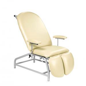 Fixed Height Reclining Treatment Chair - Adjustable Feet [SUN-TREA1]