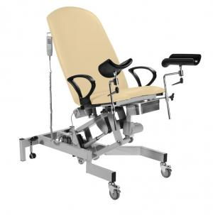 Fusion Gynae3 - 2 Section Electric Couch [Sun-FGYNE3]