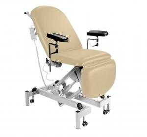 Fusion Phlebotomy Chair with Electric Height Adjustment [SUN-FPHBE2]