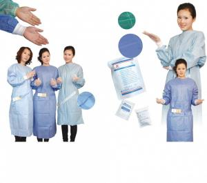 XCM024 SURGICAL GOWN (normal and sterilled)