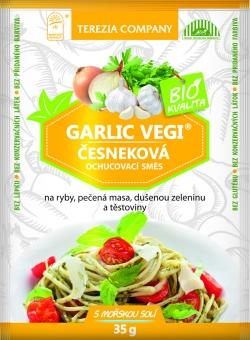 Spice mixture GARLIC VEGI BIO