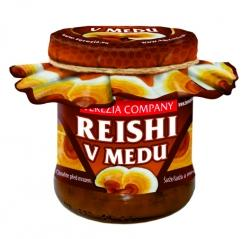 Reishi in the honey