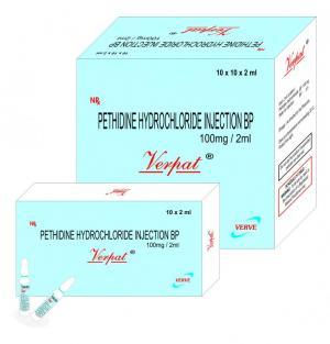 Pethidine Hcl