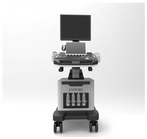 DW-VET12 Upgraded Trolley 4D Color Doppler Ultrasound Machine-【DaWei Medical】Ultrasound diagnostic system
