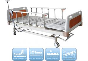 Zhangjiagang Medycon Machinery Co.,Ltd. - Products - Electric hospital bed series - Electric bed 5 functions - BDE204Electrichospitalbed