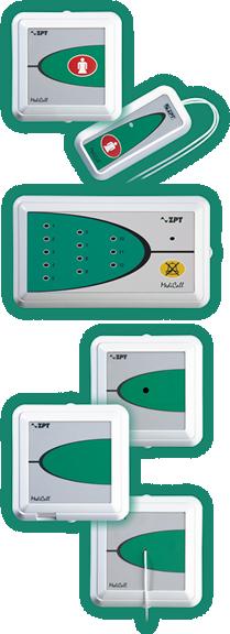 ZPT Vigantice .:. MDC C03 • signalling system nurse - patient