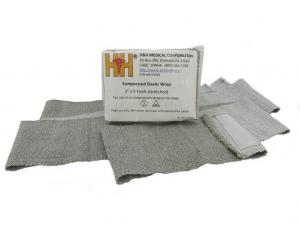 H&H Compressed Elastic Wrap - H&H Medical Corporation
