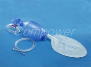New PVC adult manual resuscitator