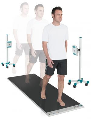 zebris Medical GmbH - Stance, gait and roll-off analysis FDM