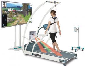 zebris Medical GmbH - Gait analysis and gait training
