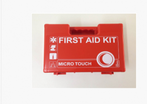 Micro-Touch FIRST AID With Wall Bracket