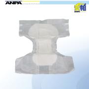 PE backsheet adult diaper  