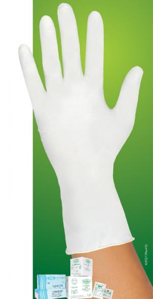 'KALTEX' Sterile & Non-Sterile Powder Free Latex Examination Gloves (240mm) – (Singles)