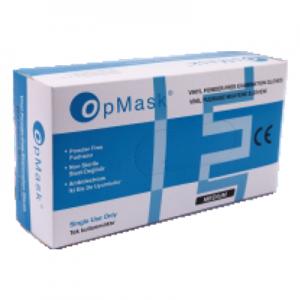 OpMask Vinyl Examination Gloves (Powder-Free)