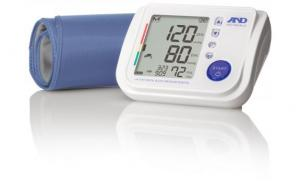 Premium Blood Pressure Monitor with Verbal Assistance | A&D Medical