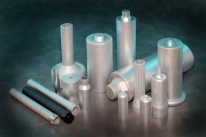 High Pressure Aluminum Gas Cylinders | Composite Cylinders - Impact Extrusions Aluminum Cylinders | Composite Cylinders | Impact Extrusions