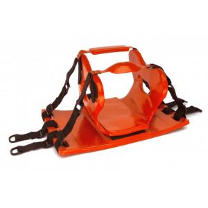 KEMP USA EUROPEAN HEAD IMMOBILIZER (for export only) - ORANGE - IMMOBILIZERS - EMS at Kemp USA