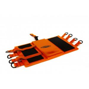 REPLACEMENT HEAD IMMOBILIZER BASE - ORANGE - IMMOBILIZERS - EMS at Kemp USA