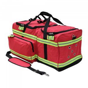 KEMP USA FIREFIGHTER GEAR BAG - RED - EMS BAGS - EMS at Kemp USA