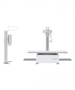 XGEO GF50 Floor Mounted Digital X-ray