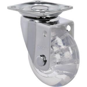 Schioppa Colorgel Caster – Transparent Thermoplastic Polyurethane - Schioppa Rodas e Rodízios