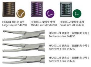 Hem-o-lok clip applier - Tonglu WANHE Medica Instrument Co., Ltd