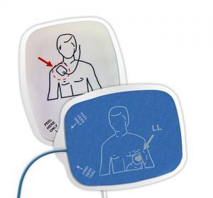 Defibrillation Electrodes from Vermed