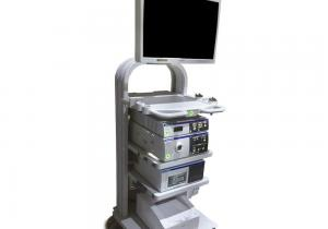Buy Olympus Complete Endoscopy Tower with EndoEye Flex Videocscope (OTV-S190-Tower) online! AA Medical Store