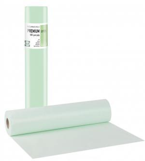 Pure pulp + Pe glue Green Roll