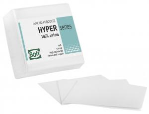 Air laid cleaning wipes 50DS