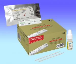 Dengue Rapid Test for detection of IgM/IgG